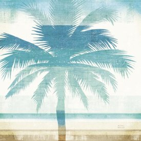 Michael Mullan - Beachscape Palms II