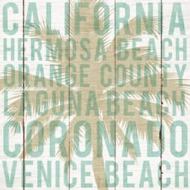 Michael Mullan - Bon Voyage California Palm