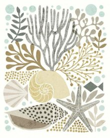 Michael Mullan - Under Sea Treasures VI Gold Neutral