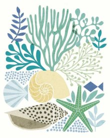Michael Mullan - Under Sea Treasures V Sea Glass