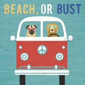 Michael Mullan - Beach Bums Bus