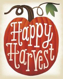 Michael Mullan - Harvest Time Happy Harvest Pumpkins