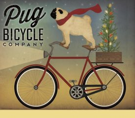 Ryan Fowler - Pug on a Bike Christmas