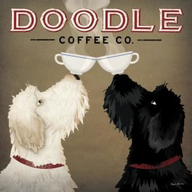 Ryan Fowler - Doodle Coffee Double IV