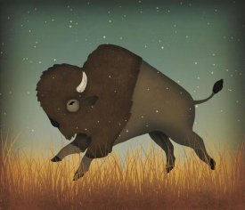 Ryan Fowler - Buffalo Bison II