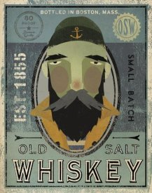 Ryan Fowler - Fisherman V Old Salt Whiskey
