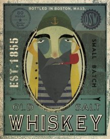 Ryan Fowler - Fisherman VII Old Salt Whiskey