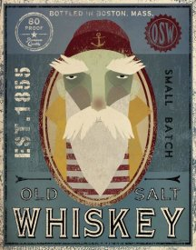 Ryan Fowler - Fisherman VIII Old Salt Whiskey