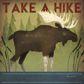 Ryan Fowler - Take a Hike Moose