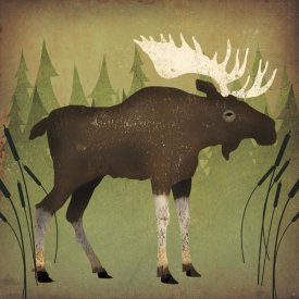 Ryan Fowler - Take a Hike Moose no Words