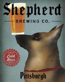 Ryan Fowler - German Shepherd Brewing Co Pittsburgh