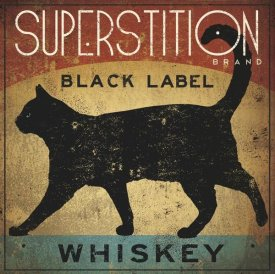 Ryan Fowler - Superstition Black Label Whiskey Cat