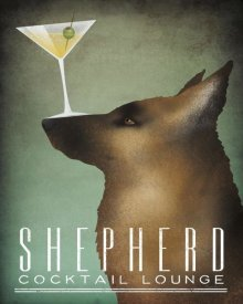 Ryan Fowler - Shepherd Martini
