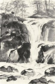 Chris Paschke - Sumi Waterfall IV
