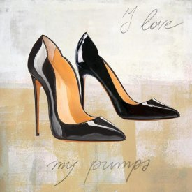 Michelle Clair - I Love my Pumps