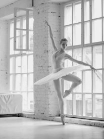 Haute Photo Collection - Ballerina Rehearsing