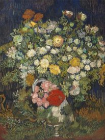 Vincent van Gogh - Bouquet of Flowers in a Vase