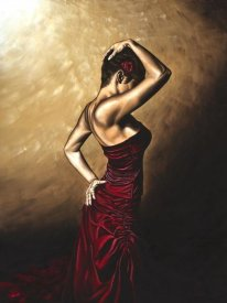 Richard Young - Flamenco Woman