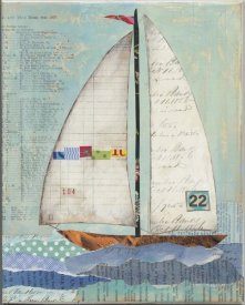 Courtney Prahl - At the Regatta II