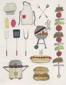 Courtney Prahl - Summer Grilling