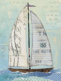 Courtney Prahl - At the Regatta III Sail