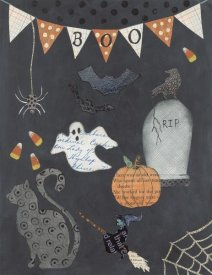 Courtney Prahl - Halloween Whimsy II