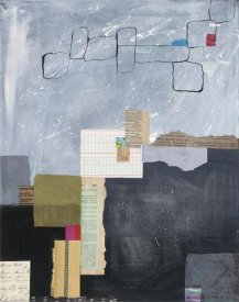 Courtney Prahl - Block Abstract I