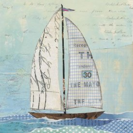 Courtney Prahl - At the Regatta III Sail Sq