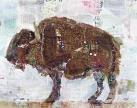 Kellie Day - El Buffalo Brown Crop