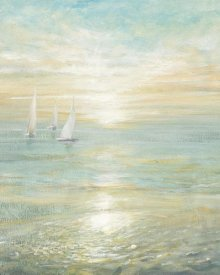 Danhui Nai - Sunrise Sailboats I