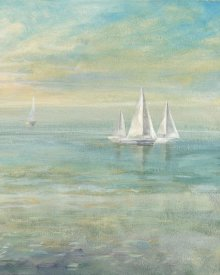 Danhui Nai - Sunrise Sailboats II