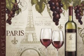 Janelle Penner - Wine in Paris I