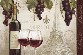Janelle Penner - Wine in Paris II