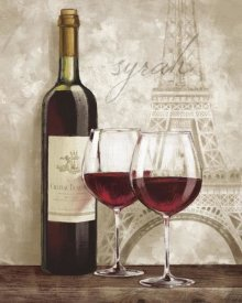 Janelle Penner - Wine in Paris IV