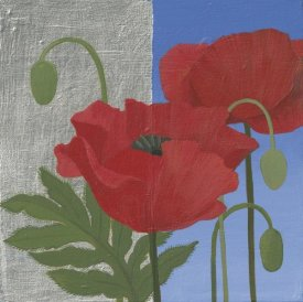 Kathrine Lovell - More Poppies