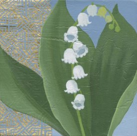 Kathrine Lovell - Lilies of the Valley I