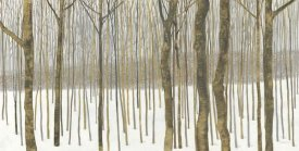 Kathrine Lovell - Woods in Winter Gold