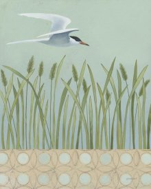 Kathrine Lovell - Free as a Bird I Border