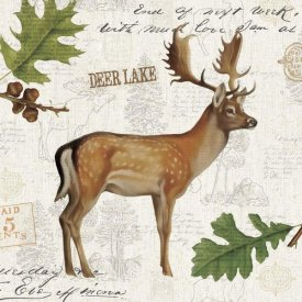 Katie Pertiet - Lodge Collage VII
