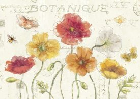 Katie Pertiet - Painted Poppies I