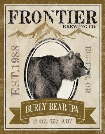Laura Marshall - Frontier Brewing IV