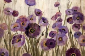 Silvia Vassileva - Pink and Purple Flowers