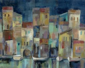 Silvia Vassileva - Evening I Port Crop