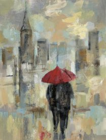 Silvia Vassileva - Rain in the City I