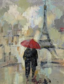 Silvia Vassileva - Rain in the City II