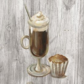 Silvia Vassileva - Coffee Time V on Wood