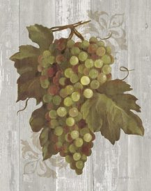 Silvia Vassileva - Autumn Grapes II on Wood