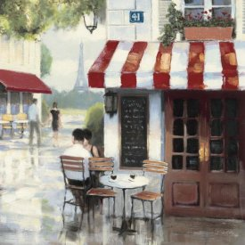 James Wiens - Relaxing at the Cafe II