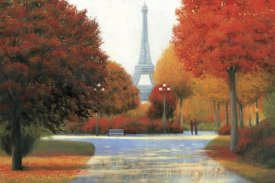 James Wiens - Autumn in Paris Couple