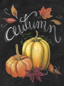 Mary Urban - Autumn Harvest I Gold Pumpkin